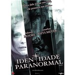 DVD Indentidade Paranormal