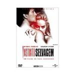 DVD Instinto Selvagem - Edição Especial (Duplo)