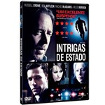 DVD Intrigas de Estado