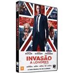 DVD - Invasão a Londres