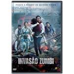 Dvd - Invasão Zumbi
