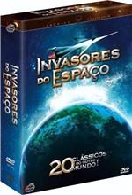 DVD Invasores do Espaço (10 DVDs)