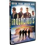 DVD Invencíveis