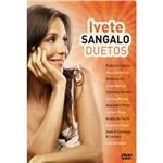 DVD Ivete Sangalo - Duetos