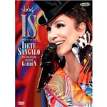 DVD Ivete Sangalo - Multishow - ao Vivo no Madison Square Garden