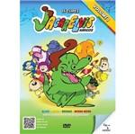 DVD Jacarelvis e Amigos Volume 1