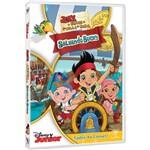 DVD Jake e os Piratas da Terra do Nunca: Salvando Bucky