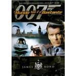 Dvd James Bond 007 o Mundo não é o Bastante