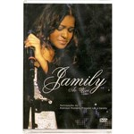 Dvd Jamily - ao Vivo