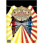 DVD Jane's Addiction - Live In NYC