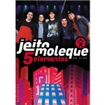 DVD Jeito Moleque - 5 Elementos - ao Vivo