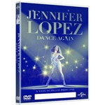 Dvd - Jennifer Lopez: Dance Again