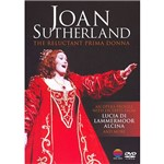 DVD Joan Sutherland - The Reluctant Prima Donna