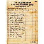 Dvd Joe Bonamassa - a New Day Yesterday Live