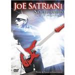 DVD Joe Satriani - Satchurated: Live In Montreal (Duplo)
