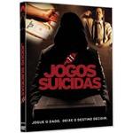 DVD Jogos Suicidas