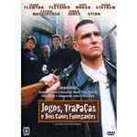 DVD Jogos, Trapaças e Dois Canos Fumegantes