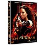 DVD Jogos Vorazes: em Chamas