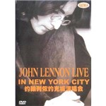 Dvd John Lennon Live In New York City