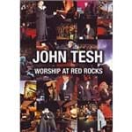 DVD John Tesh Worship At Red Rocks