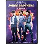 DVD Jonas Brothers: o Show 2D
