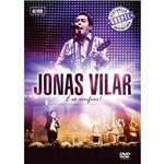 DVD Jonas Vilar - é só Confiar