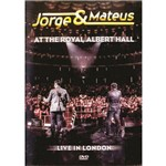 DVD Jorge e Mateus At The Royal Albert Hall ao Vivo Original