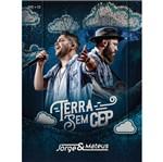 DVD Jorge & Mateus - Terra Sem Cep (DVD + CD)