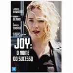 DVD - Joy: o Nome do Sucesso