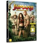DVD Jumanji: Bem-Vindo à Selva