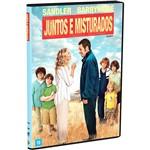 DVD - Juntos e Misturados