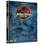 DVD - Jurassic Park - o Mundo Perdido