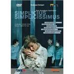 DVD Karl Amadeus Hartmann - Simplicius Simplicissimus