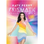 DVD Katy Perry - The Prismatic World Tour Live