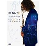 DVD Kenny G - An Evening Of Rhythm & Romance