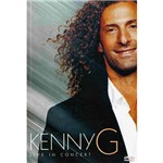 DVD Kenny G - Live In Concert