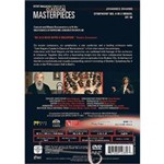 DVD Kent Nagano Conducts Classical Masterpieces IV - Johannes Brahms: Symphony No. 4 In e Minor, Op. 98 (Importado)