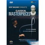 DVD Kent Nagano Conducts Classical Masterpieces VI - Richard Strauss: Eine Alpensinfonie (An Alpine Symphony), Op. 64 (Importado)