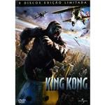 DVD King Kong (Duplo)