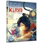 Dvd - Kubo e as Cordas Mágicas