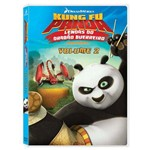 Dvd - Kung Fu Panda - Lendas do Dragão Guerreiro - Vol 2