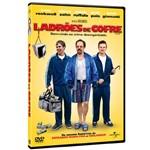 DVD Ladrões de Cofre