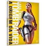 DVD Lara Croft Tomb Raider 2 2018