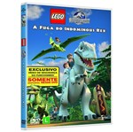 DVD Lego Jurassic World - a Fuga do Indominous Rex