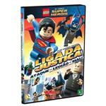 Dvd - Lego Liga da Justiça - Ataque da Legião do Mal