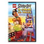 Dvd Lego Scooby-doo: o Golpe da Praia