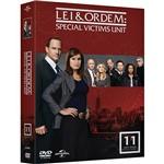 DVD - Lei & Ordem - Special Victims Unit -11ª Temporada (5 Discos)