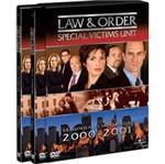 DVD Lei e Ordem SVU 2ª Temporada