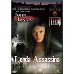 DVD Lenda Assassina