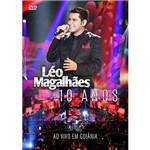 DVD - Léo Magalhães: 10 Anos ao Vivo em Goiânia